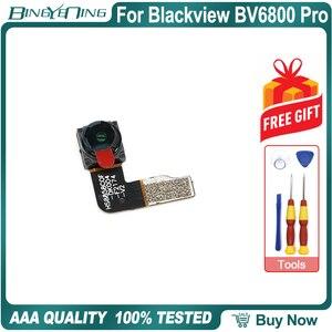 Image 1 - 100% nouvelle caméra avant dorigine pour Blackview BV6800 Pro caméra avant 8.0MP réparation accessoires de rechange pièces