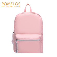 POMELOS Backpack Women 2019 New Fashion School Bag Backpacks For Girls High Quality Waterproof Laptop Travel