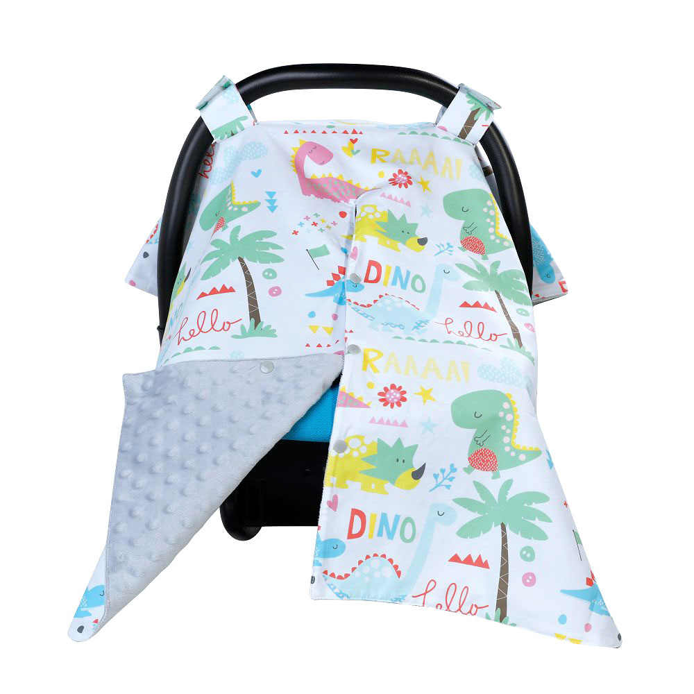 Thicken Carseat Canopy And Nursing Cover Large Infant Car Seat Canopy For Girl Boy Best Baby Shower Gift For Breastfeeding Mom Aliexpress