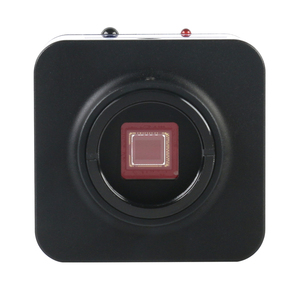 Image 3 - Câmera microscópica eletrônica, 36mp 1080p 60fps hdmi usb wi fi microscópio ocular eletrônico câmera + 0.5x c lens mount para microscópio biológico