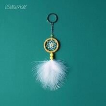 Car-Decoration-Accessories Dreamcatcher School-Bag Ornament Hanging-Pendant Dcor Kyechain
