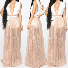 Women's Chiffon Sheer High Waist Skirt Maxi Long Pleated Skirts High Waist Beach Cover Up ruched high waist maxi trumpet skirt