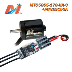 Maytech longboard electrico 5065 170kv brushless motor andrc outboard vesc controller for e scooter (2pcs)