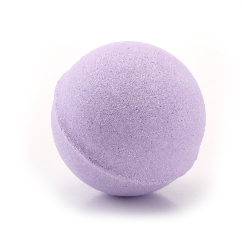 40g/60g Bath Bomb Bath Salt Bath Ball Skin Brightening Rejuvenation Home Hotel Bathroom SPA Body Cleaner Bubble Fizzer Bath Bomb