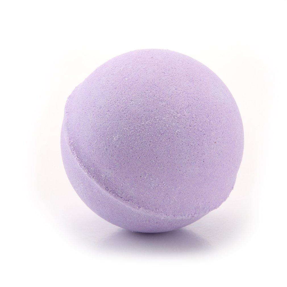 60g Multicolor Bath Ball Natural Bubble Fizzer Bath Bomb Home Hotel Bathroom Body SPA Birthday Gift For Her Wife Girlfriend New