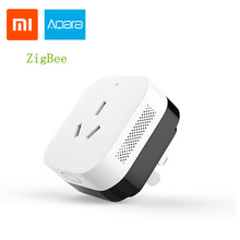 Xiaomi Gateway 3 Aqara Air Conditioning Companion illumination Detection Function Work With Zigbee Mi Smart Home Kits