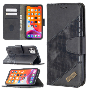 Image 5 - Luxury Leather Case For Samsung Galaxy S20 Ultra S10 Note10 Lite S9 Plus Crocodile Flip Book Case For Samsung S 20 Note 10 Plus