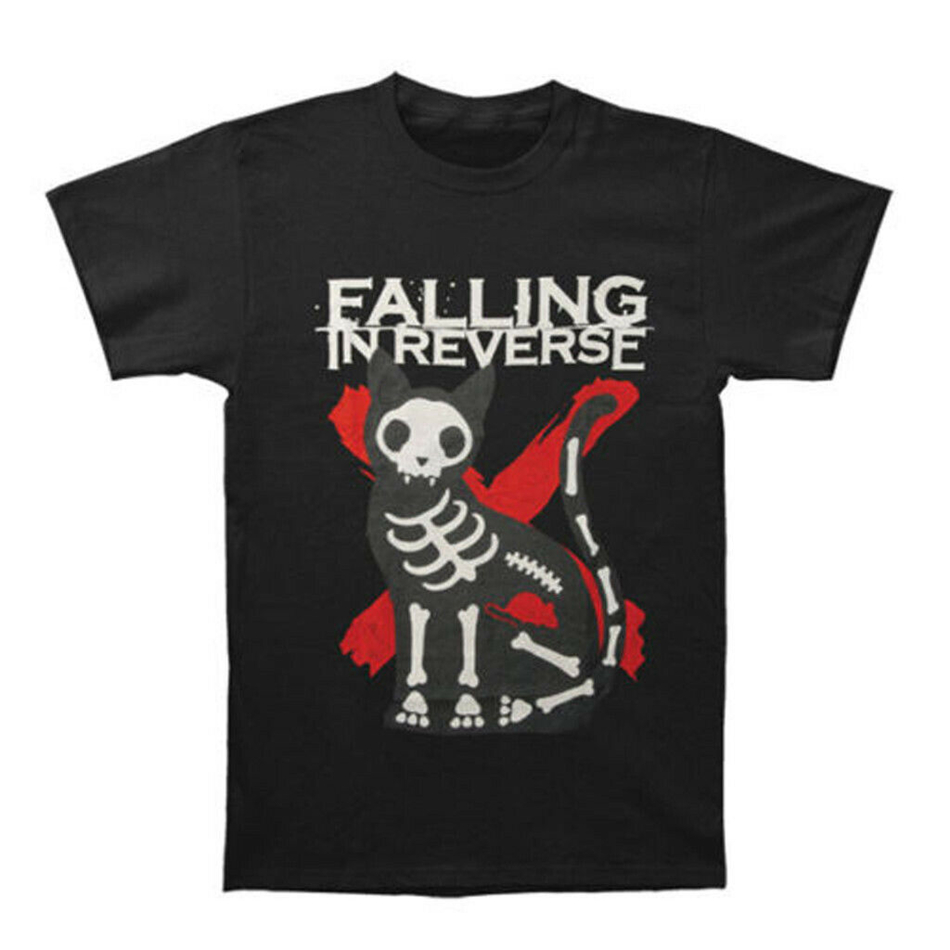 Falling In Reverse Men'S X Ray Cat T-Shirt New Men'S Tshirt Tee Size S To 3Xl Top Christmas Gifts Tee Shirt