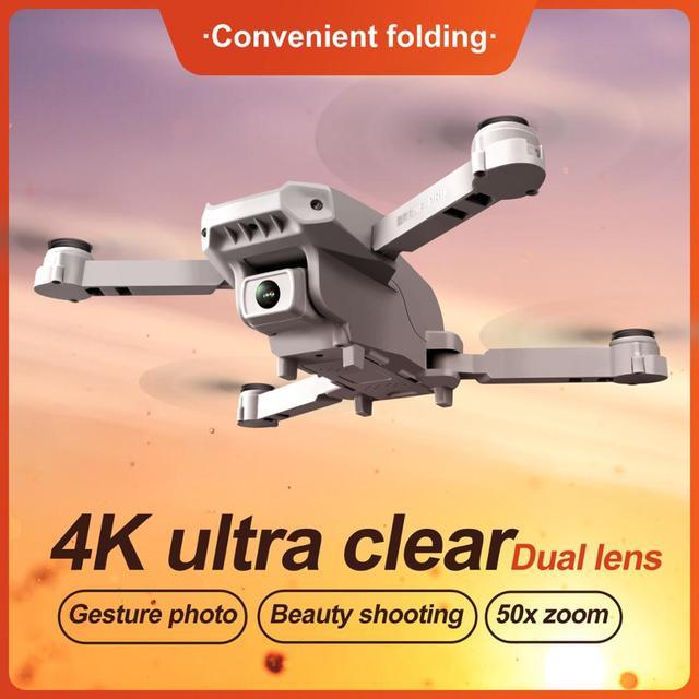 KK5 RC Drone 4K HD Dual Camera 5
