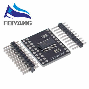 10PCS MCP23017 Serial Interface Module IIC I2C SPI MCP23S17 Bidirectional 16-Bit I/O Expander Pins 10Mhz Serial Interface Module - DISCOUNT ITEM  15% OFF All Category