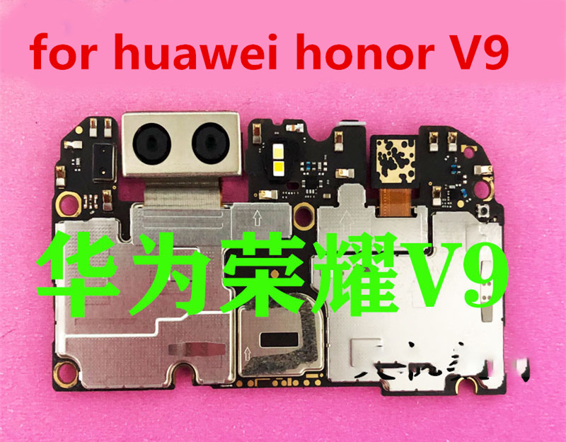 Full Working 100%Original Unlocked for huawei honor V9(DUK-AL20 6+64GB )  motherboard Motherboard Motherboard Logic Mother Circu