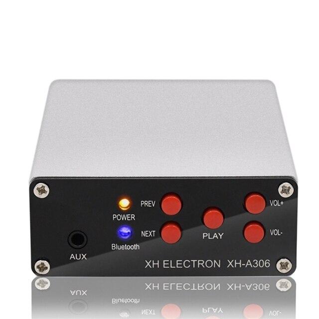 XH A306 بلوتوث 5.0 TPA3116 50WX2 ستيريو مكبر صوت رقمي مجلس أمبير مكبر للصوت المسرح المنزلي
