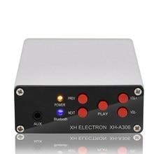 XH A306 bluetooth 5.0 TPA3116 50WX2ステレオデジタル電力オーディオアンプ基板アンプamplificadorホームシアター