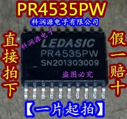 10PCS/LOT   PR4535PW PR4535 TSSOP20 New  Original In Stock