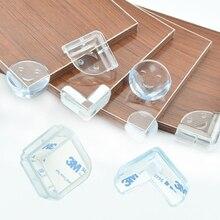 Guards-Cover Table Corner-Protection Anticollision-Edge-Corners Baby Kids Silicone Child