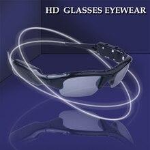 ขายร้อนมัลติฟังก์ชั่ดิจิตอลแว่นตากันแดดกล้อง HD แว่นตาแว่นตา DVR Video Recorder กล้องวิดีโอ DVR