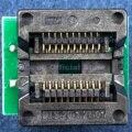 SOP20-DIP20 адаптер/адаптер конвертер IC socket body width 200mil для TL866A TL866CS TL866II PLUS или других универсальных программистов