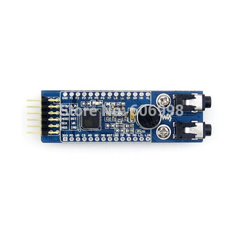 LD3320 Speech Recognition Module Non-specific Voice Control Voice Module Development Board With Pin