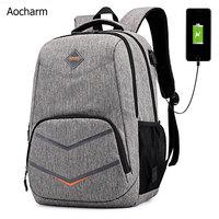 Aocharm Men Bagpack Women Travel School Backpack Women Laptop Backpack For School Teenagers Girls College Bag School Bag Pack