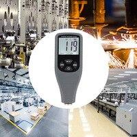 RZ240 Portable Coating Thickness Gauge Circuit Board Mini Car Tester Digital Display Instrument Measuring Tool Paint Meter Film