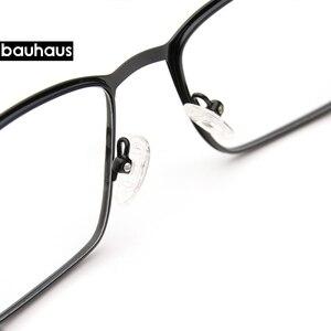 Image 5 - Lunettes de soleil Bauhaus Magnet X105, monture métallique, monture métallique, monture optique, monture polarisée, personnalisée, Prescription pour myopie