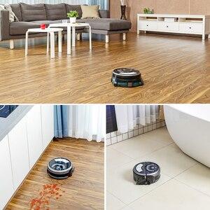 Image 5 - ILIFE جديد W400 الطابق غسل روبوت Shinebot الملاحة خزان المياه الكبيرة المطبخ تنظيف مخطط تنظيف الطريق