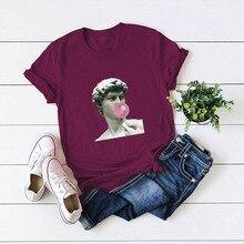 2020 Summer Plus Size Tees Women Cotton T Shirt Oversized Short Sleeve Female To