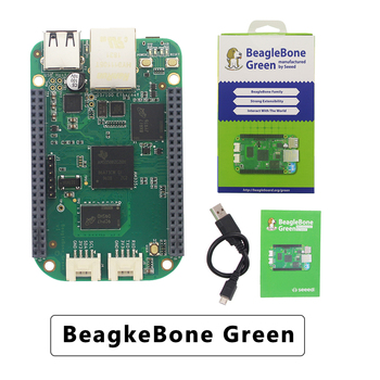 BeagleBone Green AM3358 1GHz ARM&reg Cortex-A8 512MB DDR3 RAM 4GB 8-bit eMMC 3D Graphics Accelerator Base on BeagleBone Black