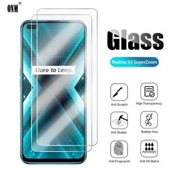 Перейти на Алиэкспресс и купить Закаленное стекло для OPPO Realme X3, суперzoom, защитная пленка для экрана Realme X3 Super Zoom 6,6