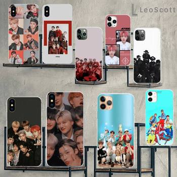 Чехол для телефона Kpop ATEEZ HongJoong для iphone 12 5 5s 5c se 6 6s 7 8 plus x xs xr 11 pro max mini image