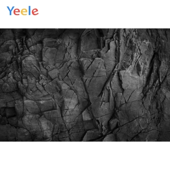 Yeele Dark Stone Wall Photocall Portrait Baby Shower Photography Backgrounds Customized Photographic Backdrops for Photo Studio yeele flowers vinyl photographic backgrounds baby shower photo newborn photography backdrops wedding photocall for photo studio