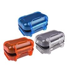 Ecouteurs anti-chute IEM mallette de rangement, aide auditive, moniteur intra-auriculaire, étui de transport rigide support de la boîte