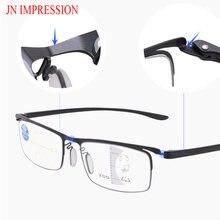 Мультифокальные мужские очки для чтения прогрессивные бифокальные