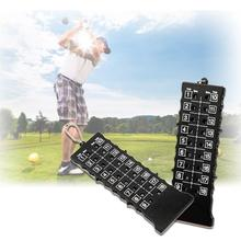 Outdoor Golf Punktzahl Zähler 18 Loch Golf Stroke Putt Score Card Zähler Anzeige Mit Schlüssel Kette Schwarz Golf Score Card cheap CN (Herkunft) Golf 18 Hole Stroke Counter Other plastic approx 16 x 6 x 0 8cm 6 3 x 2 36 x 0 31in OPP bag packing Black