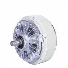 6Nm Magnetic Powder Brake 0.6kg DC 24V 12MM Single Shaft 1400 RPM Tension Control Continuous Sliding Simulated Load FZ6K-1
