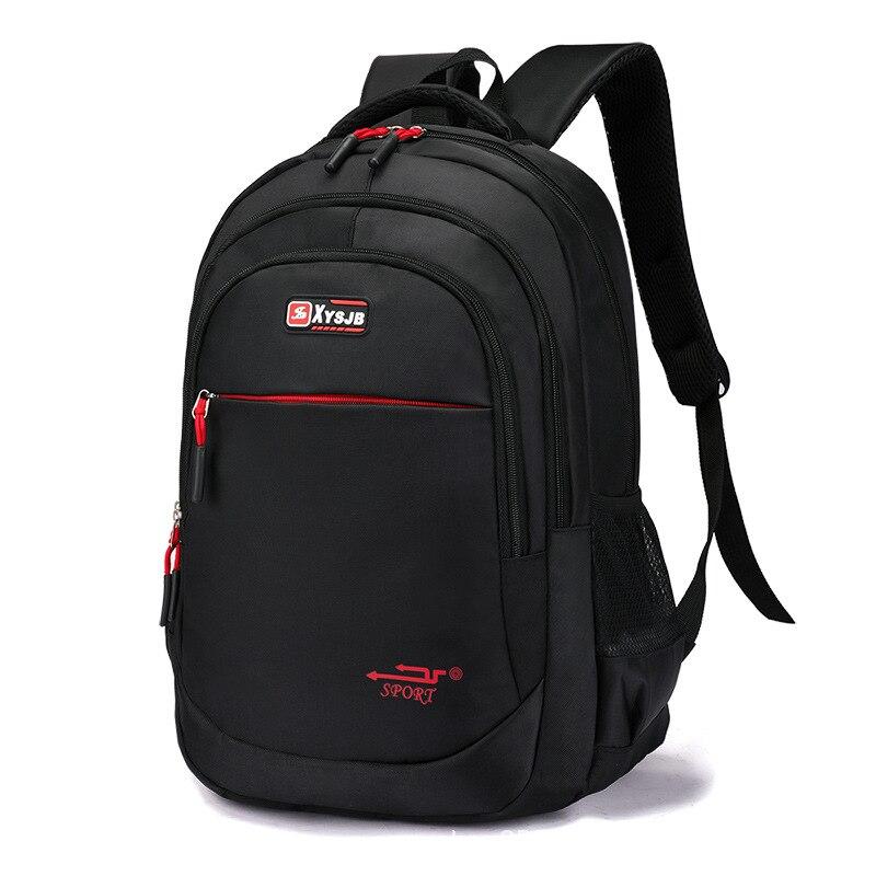 SUUTOOP Männer Mode Oxford Laptop Rucksack Mann Schule Tasche Notebook Rucksack Teenager Jugendliche Reisen Schul Pack Für Männliche