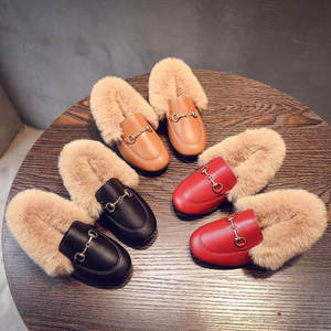 Children's Shoes Girls Princess PU Leather Shoes Primary School Girls Sandals Shoes