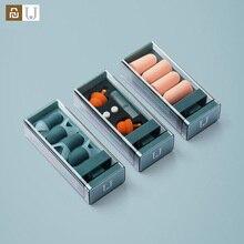 Шумоизоляционные беруши Youpin Jordan & Judy, бесшумные профессиональные шумоподавляющие легкие мягкие силиконовые беруши для сна из пеноматериала для путешествий
