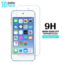 10 Pcs Tempered Glass For iPod Touch 7 2019 Screen Protector 2.5D 9H Tempered Glass For iPod Touch 5 Touch 6 Protective Film цена