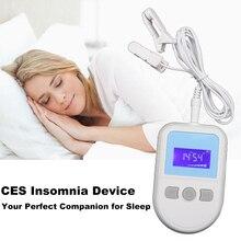 цены Hot Sale Sleep Nurse Anti Insomnia Anti Depression Anti Anxiety Aleeping Aid CES Therapy Stimulator Help Sleep Gift