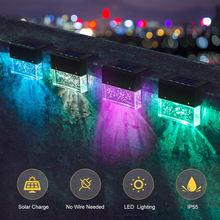 Уличное освещение на солнечной батарее Водонепроницаемая беспроводная