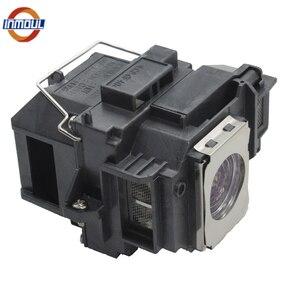 Image 1 - โปรเจคเตอร์โคมไฟELPLP54สำหรับEPSON EX31/EX71/EX51/EB S72/EB X72/EB S7/EB X7/EB W7/EB S82/EB S8/EB X8/EB W8/EB X8e/EH TW450/H309A