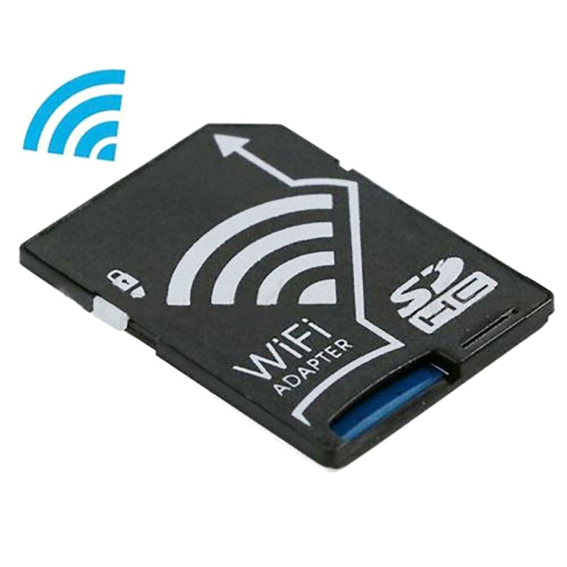 Adaptador de tarjeta de memoria TF para asegurar tarjetas de memoria Digital Convertidor para cámara Smartphone ordenador