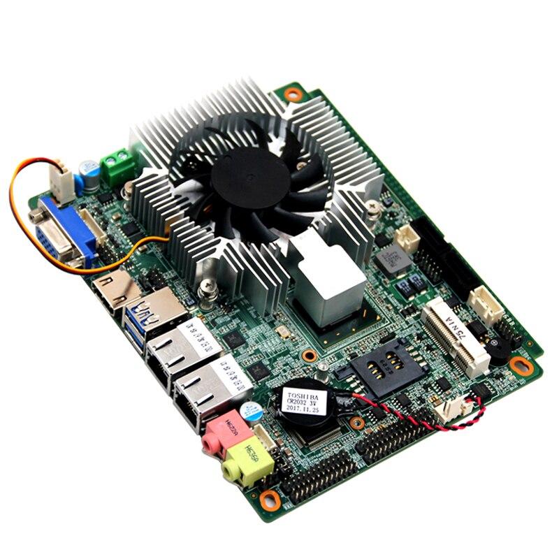 Intel Hm77 Qm77 Chipset I5 3210 Processor Industrial Motherboard Ddr 3 2 Rtl8111e Pci E Gigabit Ethernet Lan Industrial Computer Accessories Aliexpress