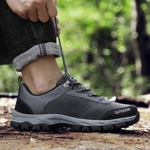 Image 2 - 큰 사이즈 49 신발 남성 스니커즈 레이스 업 캐주얼 남성 신발 봄 경량 통기성 워킹 신발 Zapatillas De Deporte
