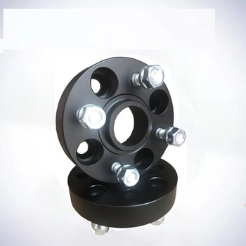 1PCS PCD 4X100 Center Bore 56.6mm Thick 20/25/30/35mm Wheel Spacer Adapter M12XP1.5 Nut