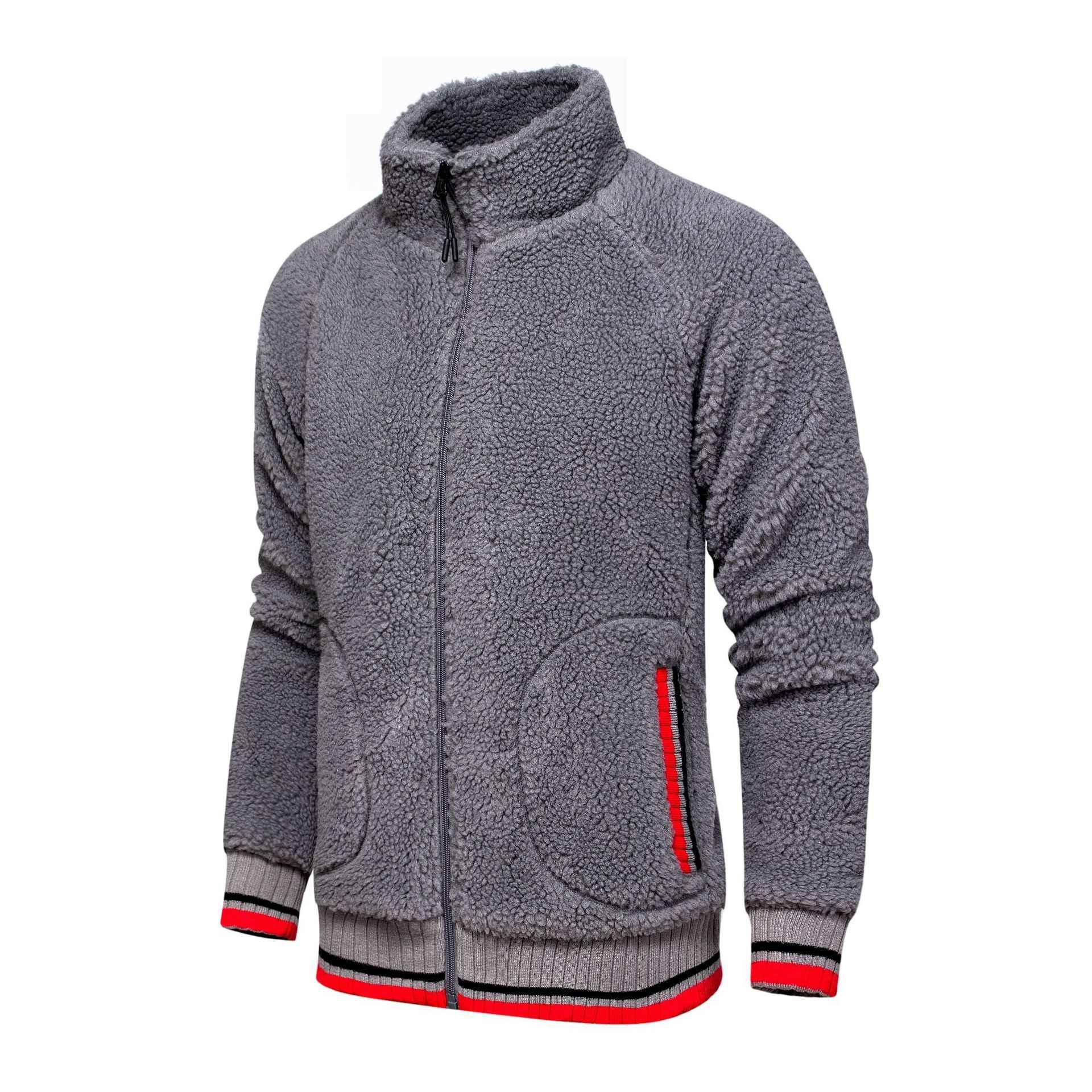 Qualität Winter Dicke Jacke Männer Sweatshirts, Hoodies Männlichen Casual Männer Sweatshirt Hip Hop Cardigans Herren Jacken und Mäntel
