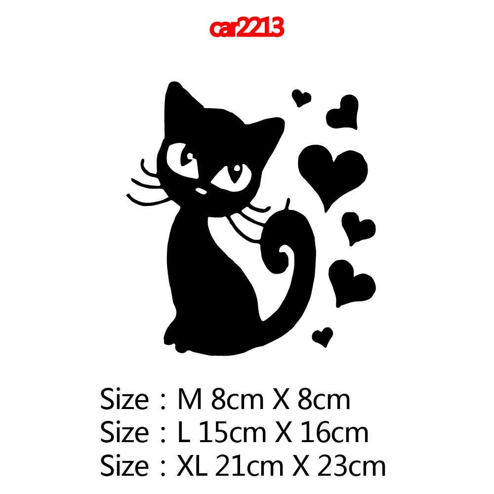 재미있는 고양이 트랙 패드 데칼 노트북 스티커 비닐 스티커 맥 도서 보호 전체 커버 스킨