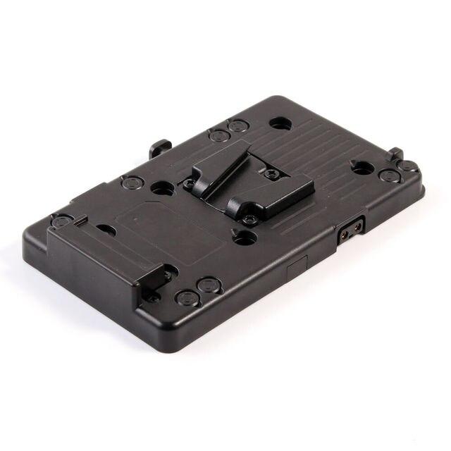 V mount V Lock D Tap BP Batterie Platte Adapter für Sony DSLR DV Video