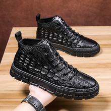 Мужская обувь; Зимние ботинки; Ботильоны в стиле ретро; Повседневные